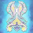 Reborn in light , bohemian, spirituality by hildurko