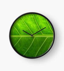 leaf Clock