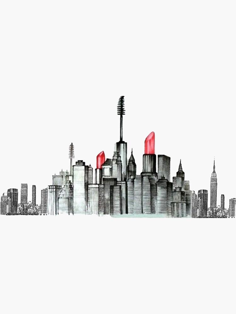 Make-up New York City von livpaigedesigns