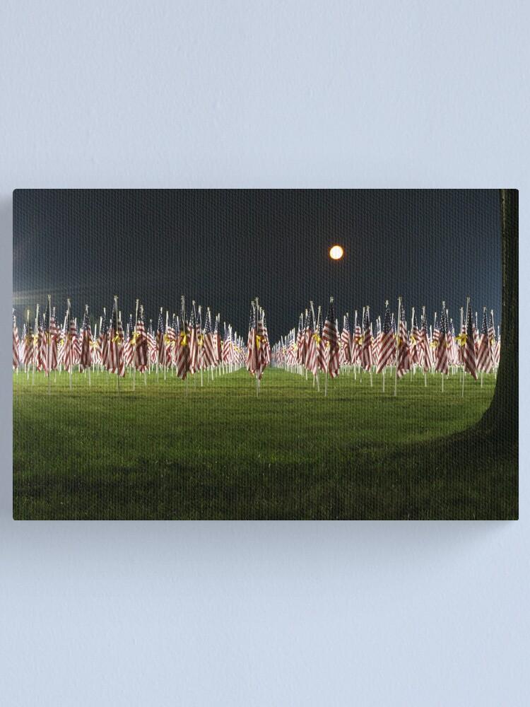 Alternate view of Healing Field Canvas Print