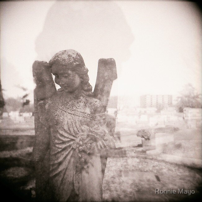 Angelic Lomo by Ronnie Mayo