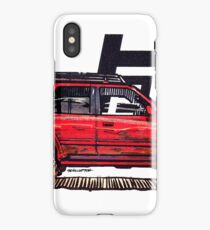 3rd Gen 4Runner TRD - Red iPhone Case/Skin
