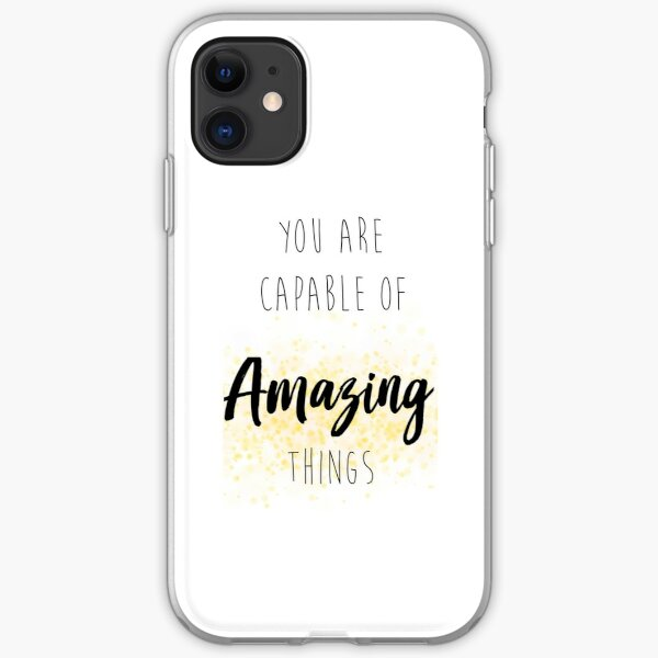 amazing iPhone Soft Case