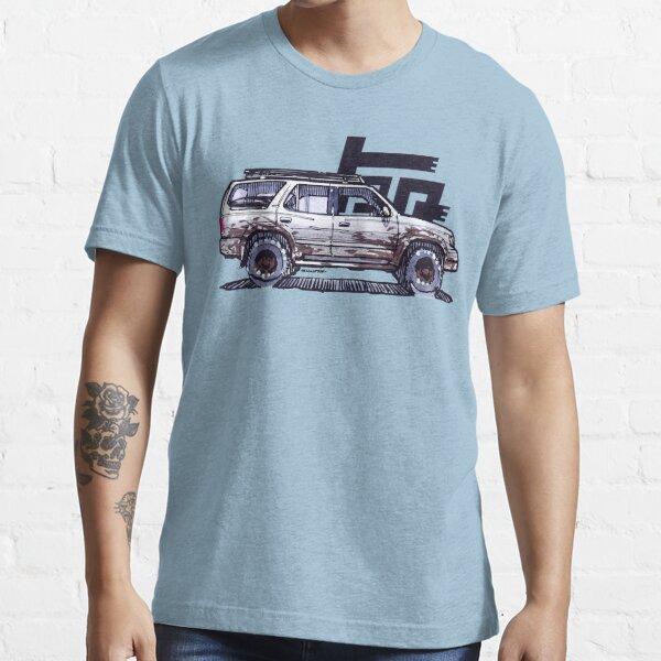 3rd Gen 4Runner TRD - Ghost Essential T-Shirt