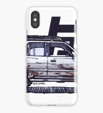 3rd Gen 4Runner TRD - Ghost iPhone Case/Skin