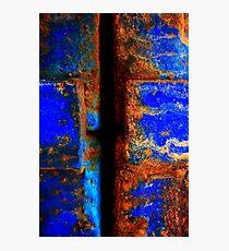 Moroccan Rust II Photographic Print