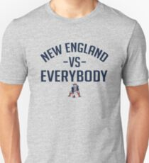 New England VS Everybody T-Shirt Unisex T-Shirt