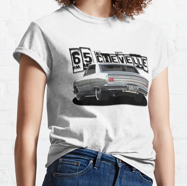 1965 Chevy Chevelle SS Muscle Car Classic T-Shirt