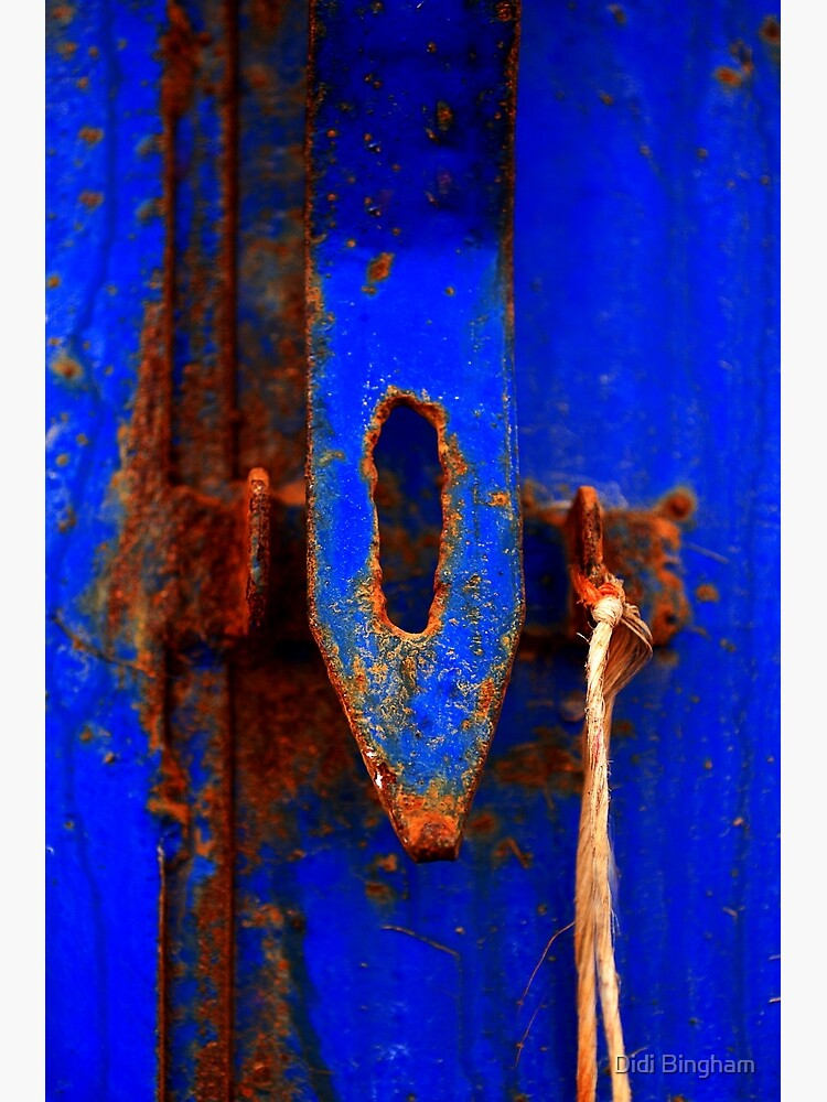 Moroccan Rust III [Print & iPad Case] by GreenEyedHarpy