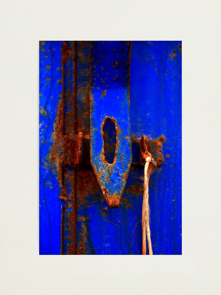 Alternate view of Moroccan Rust III [Print & iPad Case] Photographic Print