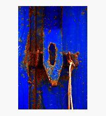 Moroccan Rust III [Print & iPad Case] Photographic Print