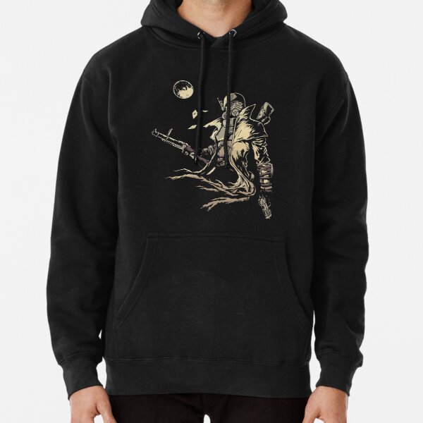 Courier Pullover Hoodie
