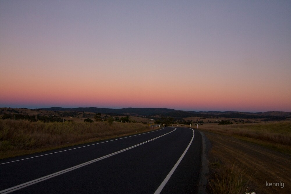 Country Road by kennly