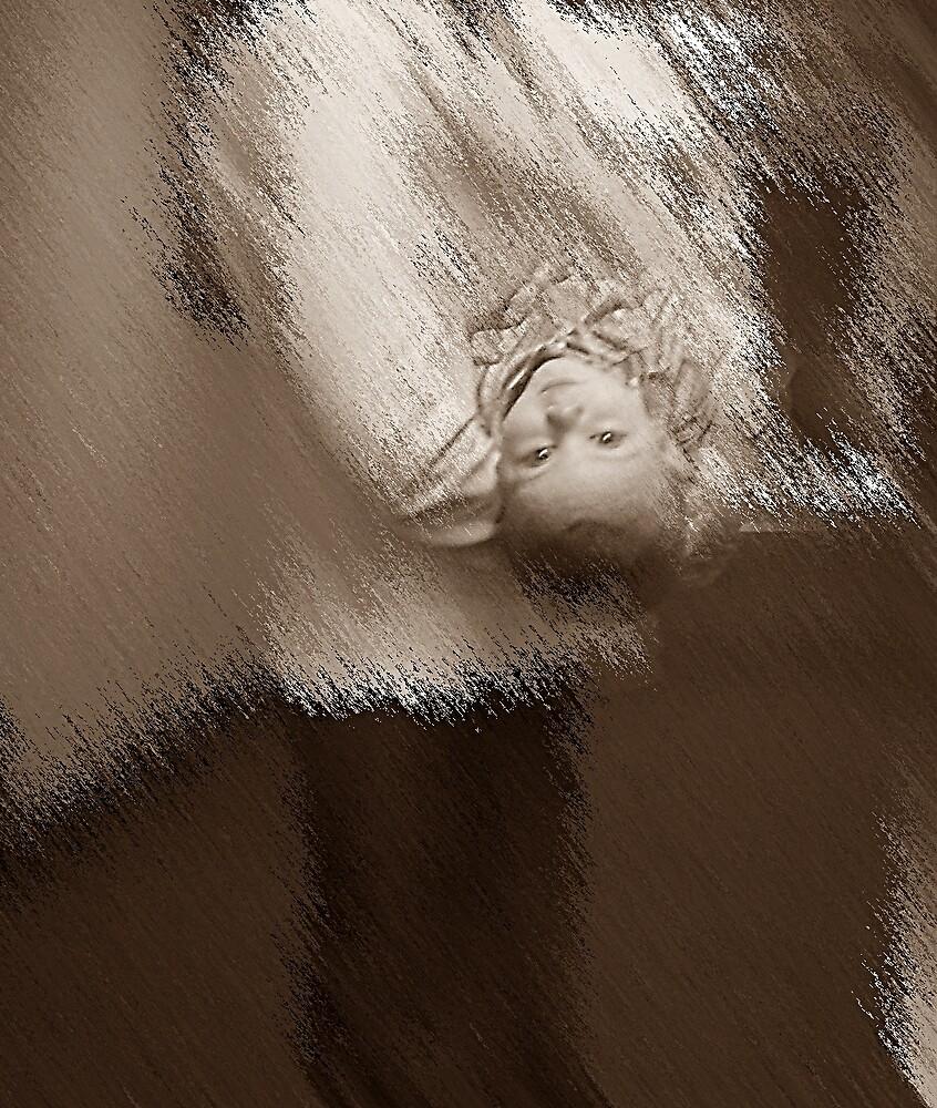 upside down gaze by paulwhiteuvme