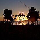 A Fine Sunset by John Butler