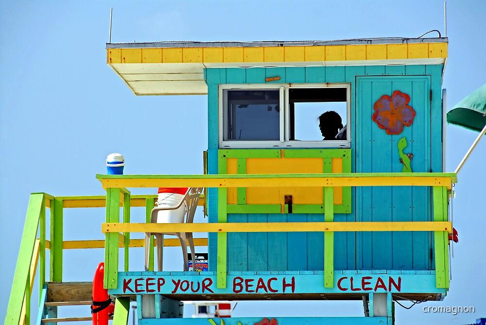 Miami Beach by cromagnon