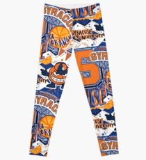 Syracuse university leggings  Leggings