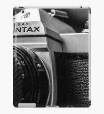 Pentax film Camera iPad Case/Skin