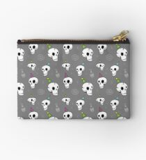 Party Never Ends - Skull Pattern Studio Pouch