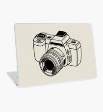 Retro 35mm Camera  Laptop Skin