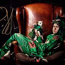 Piff The Magic Dragon and Mr. Piffles by #PoptART products from Poptart.me