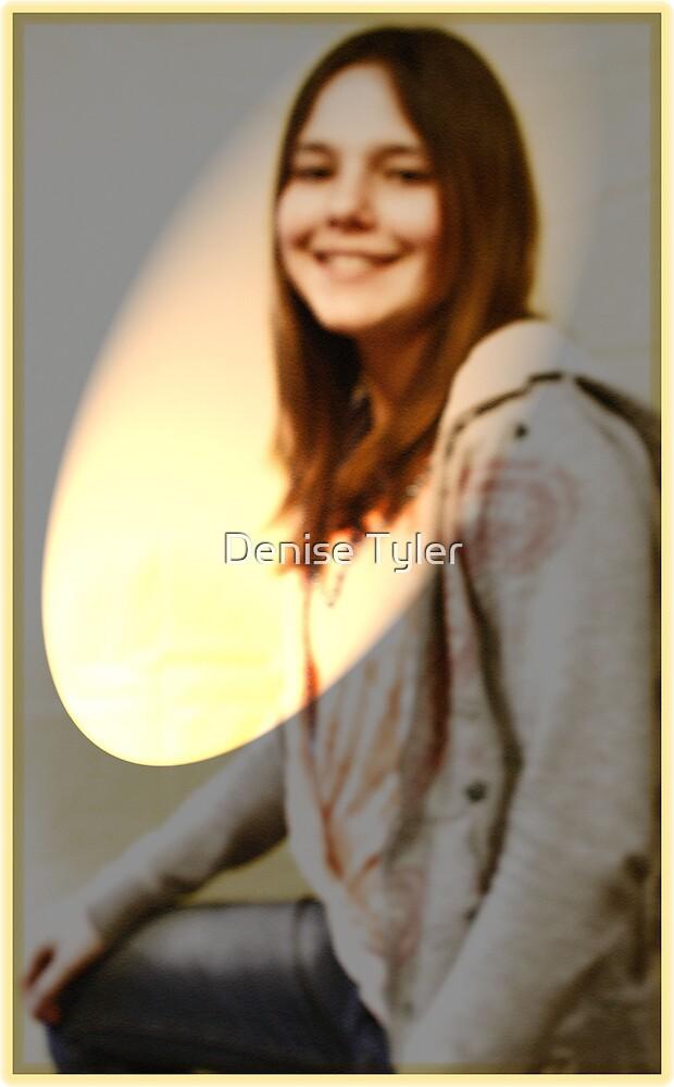 Emily in the light !! by Denise Tyler