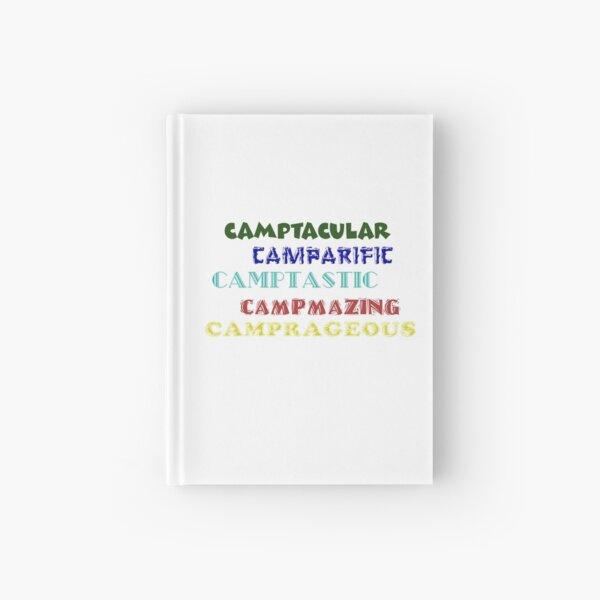 It's camptacular! Hardcover Journal