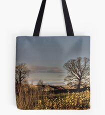Skirrid view from Monmouth Tote Bag