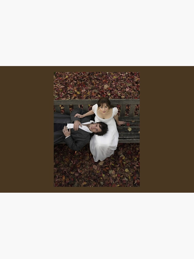 Pride and Prejudice in Autumn [Click to see items with this design] by ThisFire