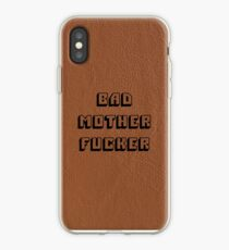 Bad Mother Fucker - Pulp Fiction iPhone Case