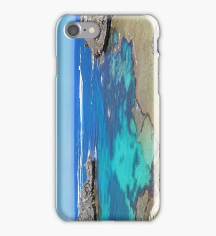 Fishhook Bay Panorama - Rottnest Island - WA iPhone Case/Skin