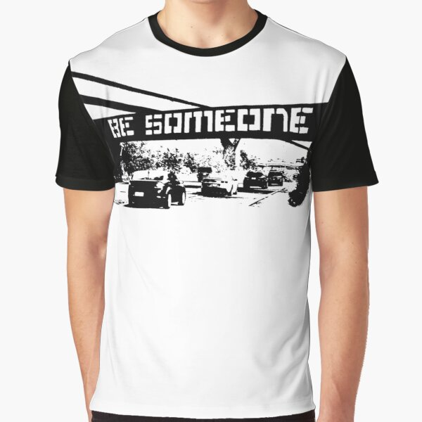 Be Someone - Houston Graphic T-Shirt