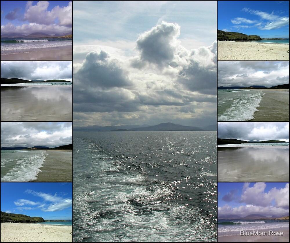 Marine Collage - Westliche Inseln von BlueMoonRose