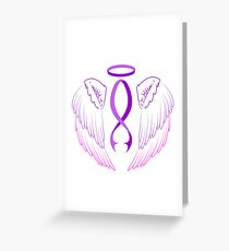 Tracy's Relay Creations [Profits to Cancer Donations] Greeting Card