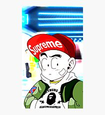 Krillin Out Here sup Photographic Print