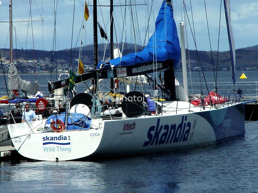 photoj Sydney to Tas-Hobart Yacht Race 08 by photoj