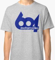 604 logo (reflex blue) Classic T-Shirt