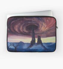 The Vortex - Borderlands 2 Inspired Oil Painting Laptop Sleeve