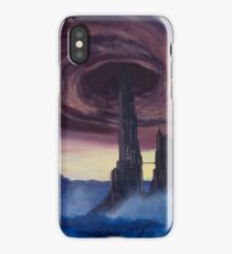 The Vortex - Borderlands 2 Inspired Oil Painting iPhone Case/Skin