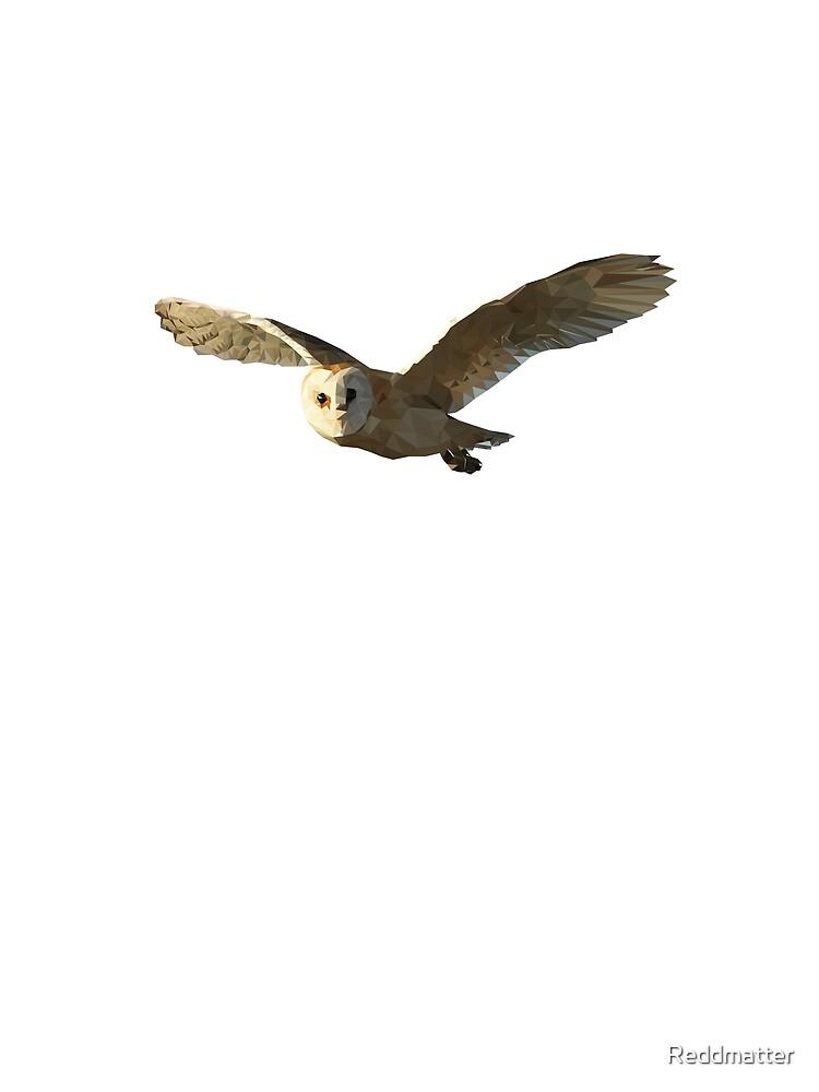 Geometric Owl by Reddmatter