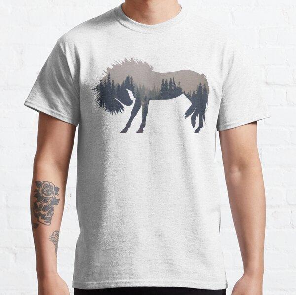 Cheval des bois T-shirt classique