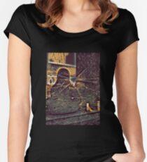 Buddhalite Women's Fitted Scoop T-Shirt