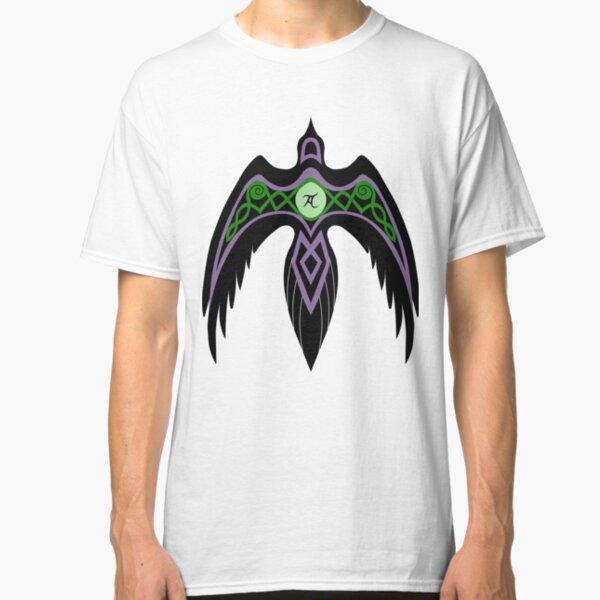 Celtic Raven Classic T-Shirt