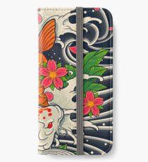 Koi Fish Pond  iPhone Wallet/Case/Skin