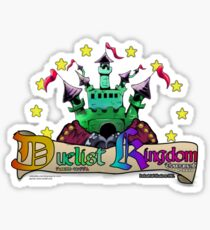 Duelist Kingdom Tournament Logo Sticker