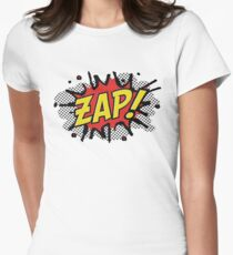 ZAP! Womens Fitted T-Shirt