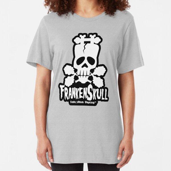 FrankenSkull Slim Fit T-Shirt