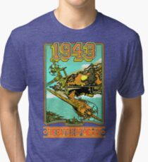 The Battle of Midway Tri-blend T-Shirt