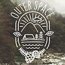 Outer Space by cabinsupplyco