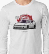 Integra DC2 (white) Long Sleeve T-Shirt